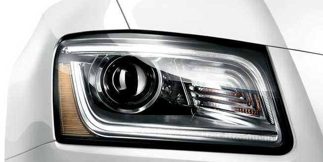 2013 Audi Q5, Headlight., manufacturer, exterior
