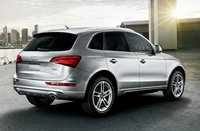 2013 Audi Q5, Back quarter view., exterior, manufacturer