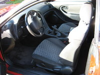 Picture of 1997 Toyota Celica GT Convertible, interior, gallery_worthy