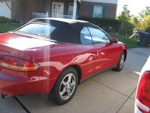 Picture of 1997 Toyota Celica GT Convertible, exterior