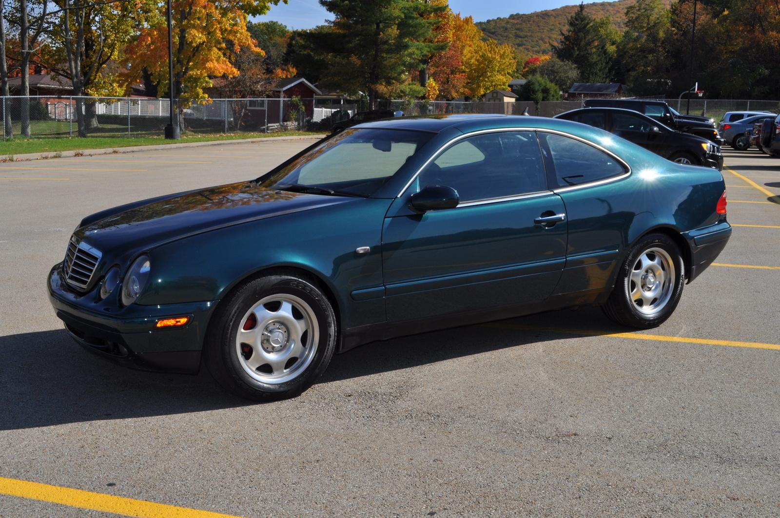 1998 mercedes benz clk class pictures cargurus for Mercedes benz 1998
