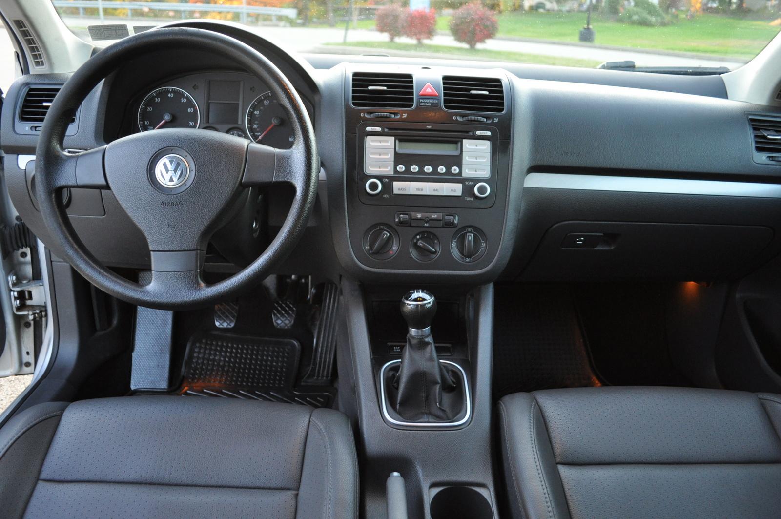 jetta 2007 volkswagen interior wolfsburg edition cargurus cars