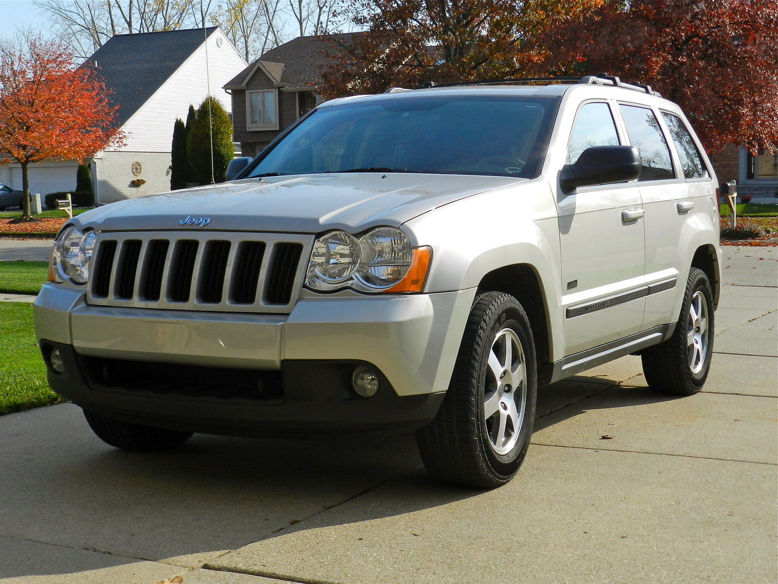 picture of 2008 jeep grand cherokee rocky mountain edition 4wd. Cars Review. Best American Auto & Cars Review
