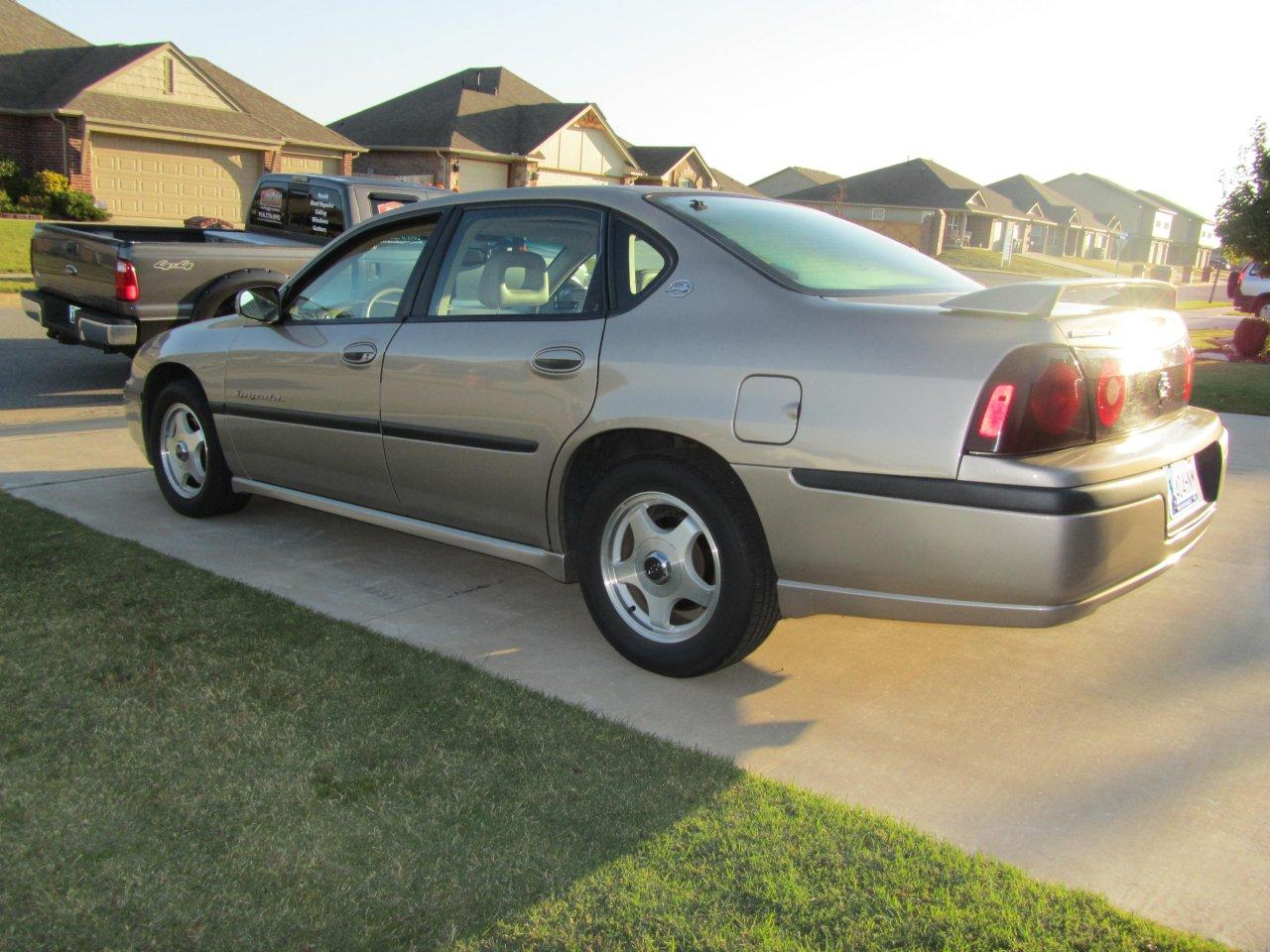2002 chevrolet impala pictures cargurus. Cars Review. Best American Auto & Cars Review