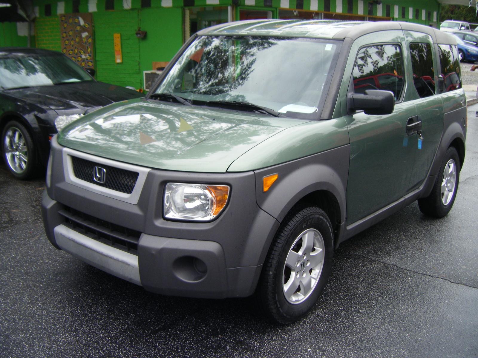 2004 Honda Element Pictures Cargurus