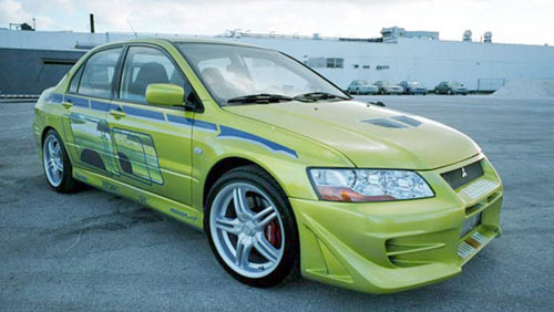 Picture of 2010 Mitsubishi Lancer Evolution
