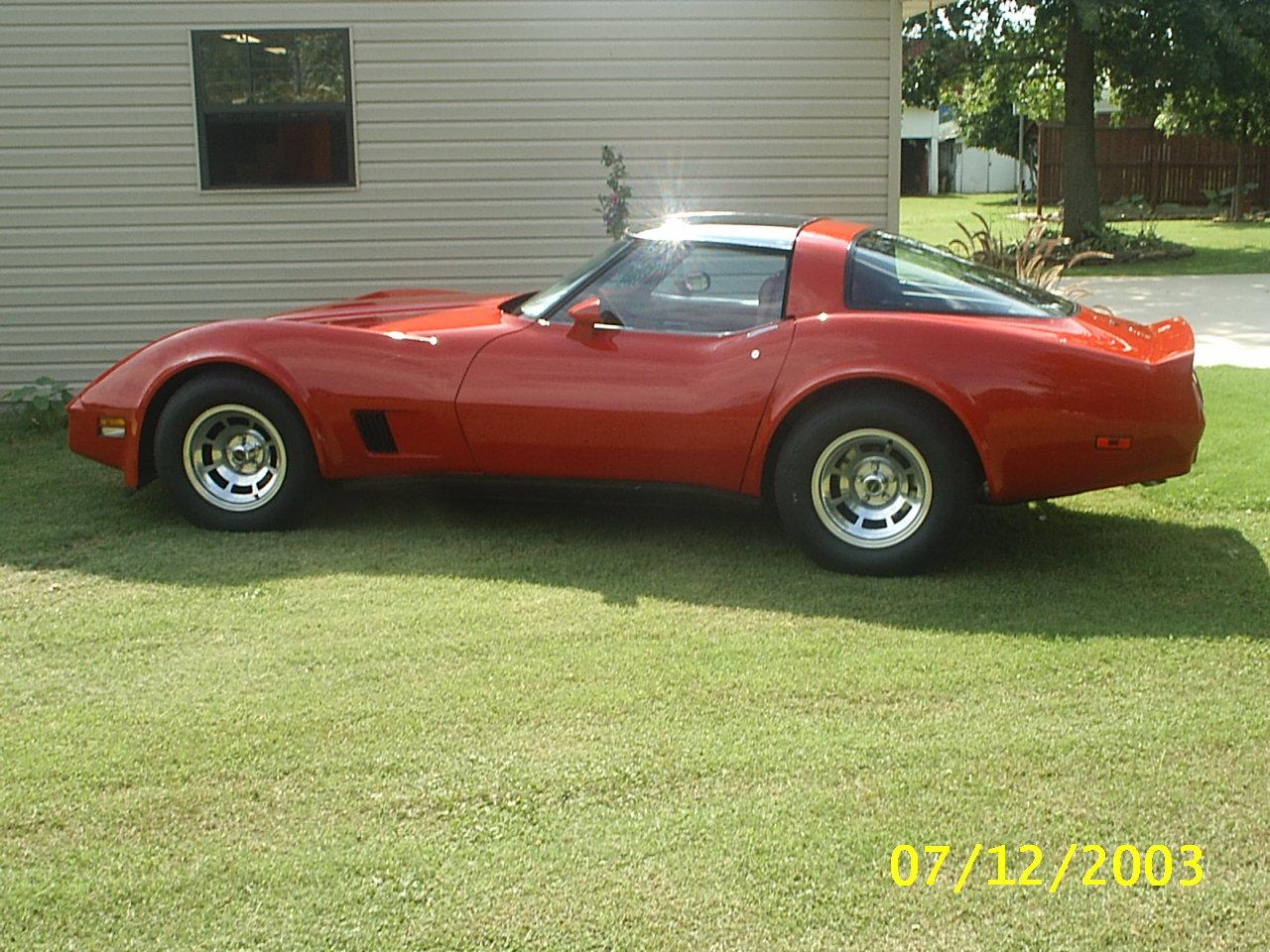 1981 Chevrolet Corvette Pictures Cargurus