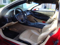 2000 Chevrolet Corvette Coupe picture, interior