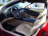 2000 Chevrolet Corvette Coupe picture, interior