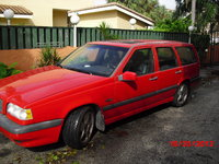 1997 Volvo 850 4 Dr T5 Turbo Wagon picture, exterior