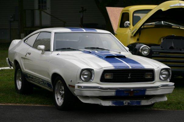 Ford Mustang Cobra Ii Pic