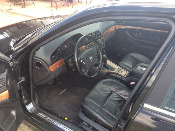 Picture Of 1997 BMW 5 Series 540i Sedan RWD Interior Gallery Worthy