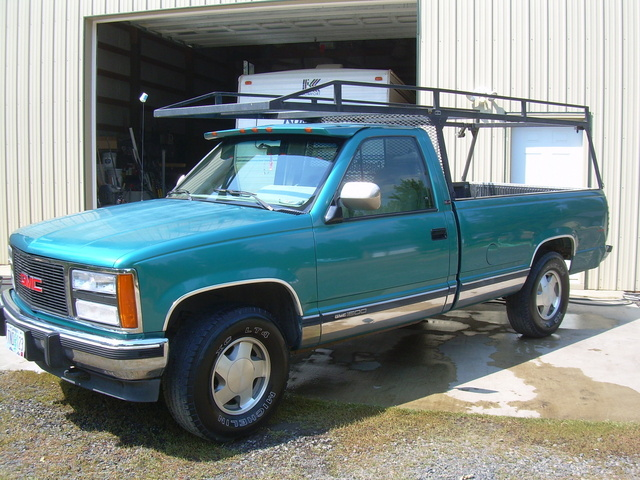 Picture of 1993 GMC Sierra 1500 K1500 4WD Standard Cab LB, exterior