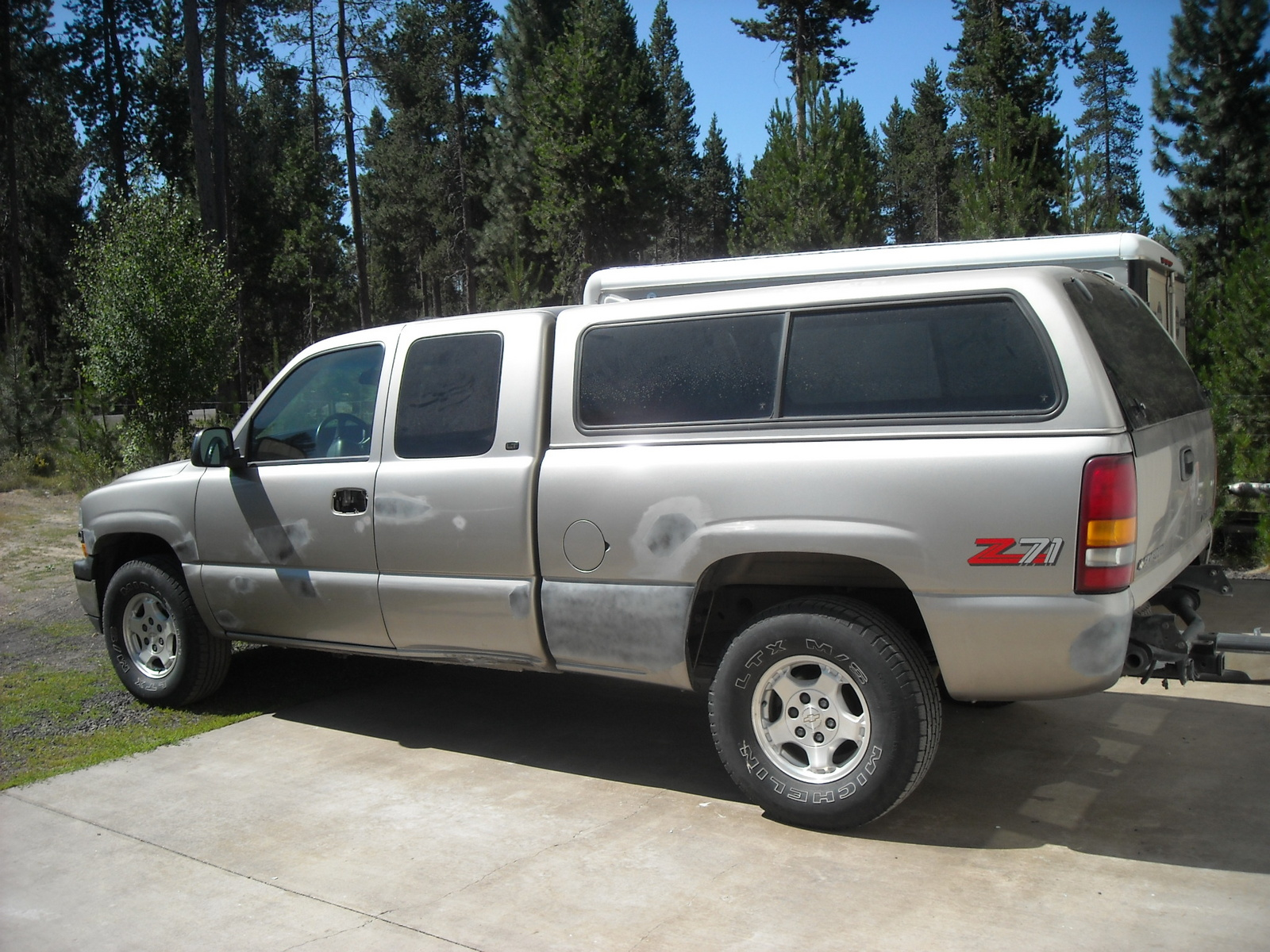 2000 chevrolet silverado 1500 lt ext cab 4wd picture exterior. Cars Review. Best American Auto & Cars Review