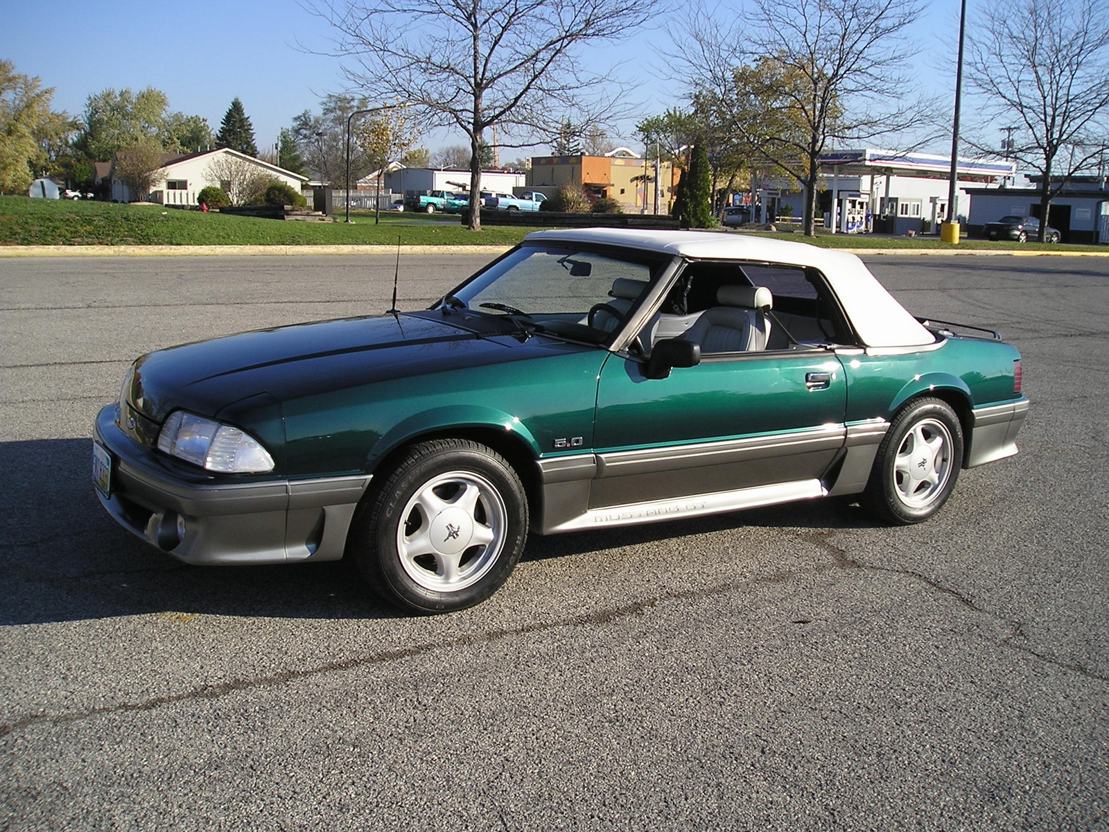 1992 Ford Mustang Lx 50  Car Autos Gallery