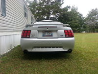 Picture of 2001 Ford Mustang GT Deluxe, exterior