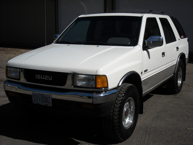 Picture of 1994 Isuzu Rodeo 4 Dr LS 4WD SUV