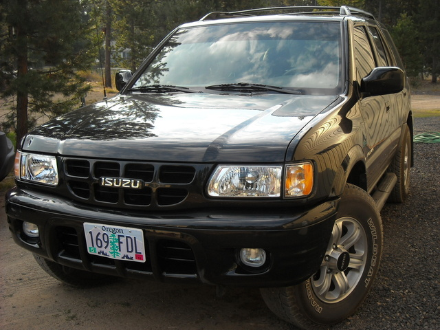 Attractive Picture Of 2000 Isuzu Rodeo LSE 4WD, Exterior, Gallery_worthy