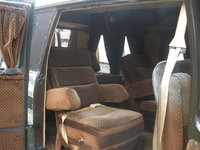 Picture of 1990 Chevrolet Chevy Van 3 Dr G20 Cargo Van, interior