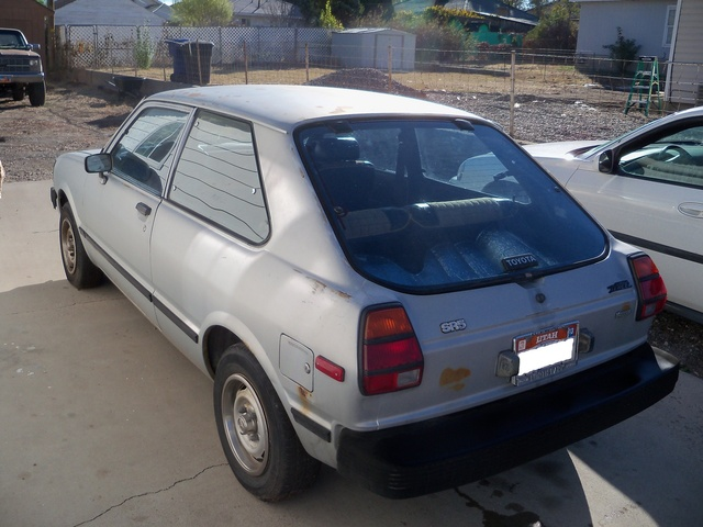 Picture of 1981 Toyota Tercel 2 Dr SR5 Hatchback