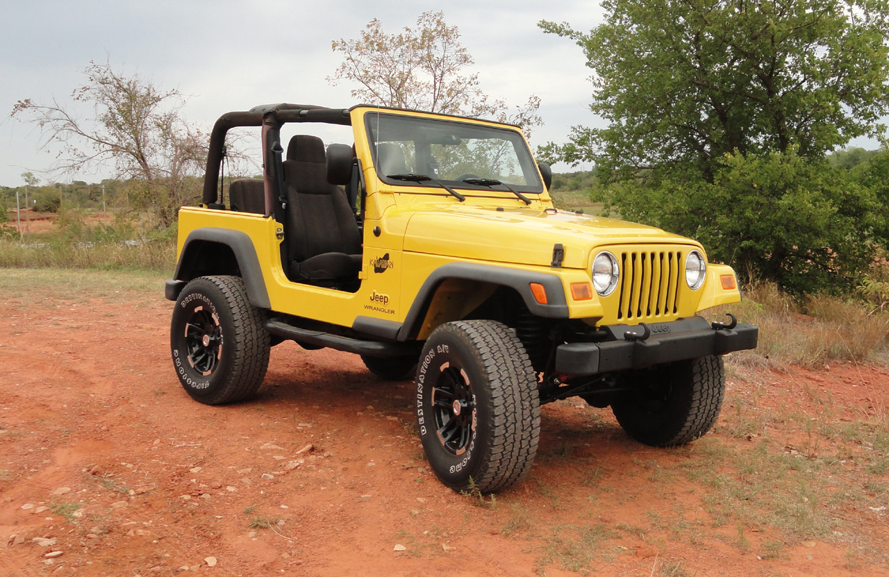 2003 jeep wrangler exterior pictures cargurus. Black Bedroom Furniture Sets. Home Design Ideas