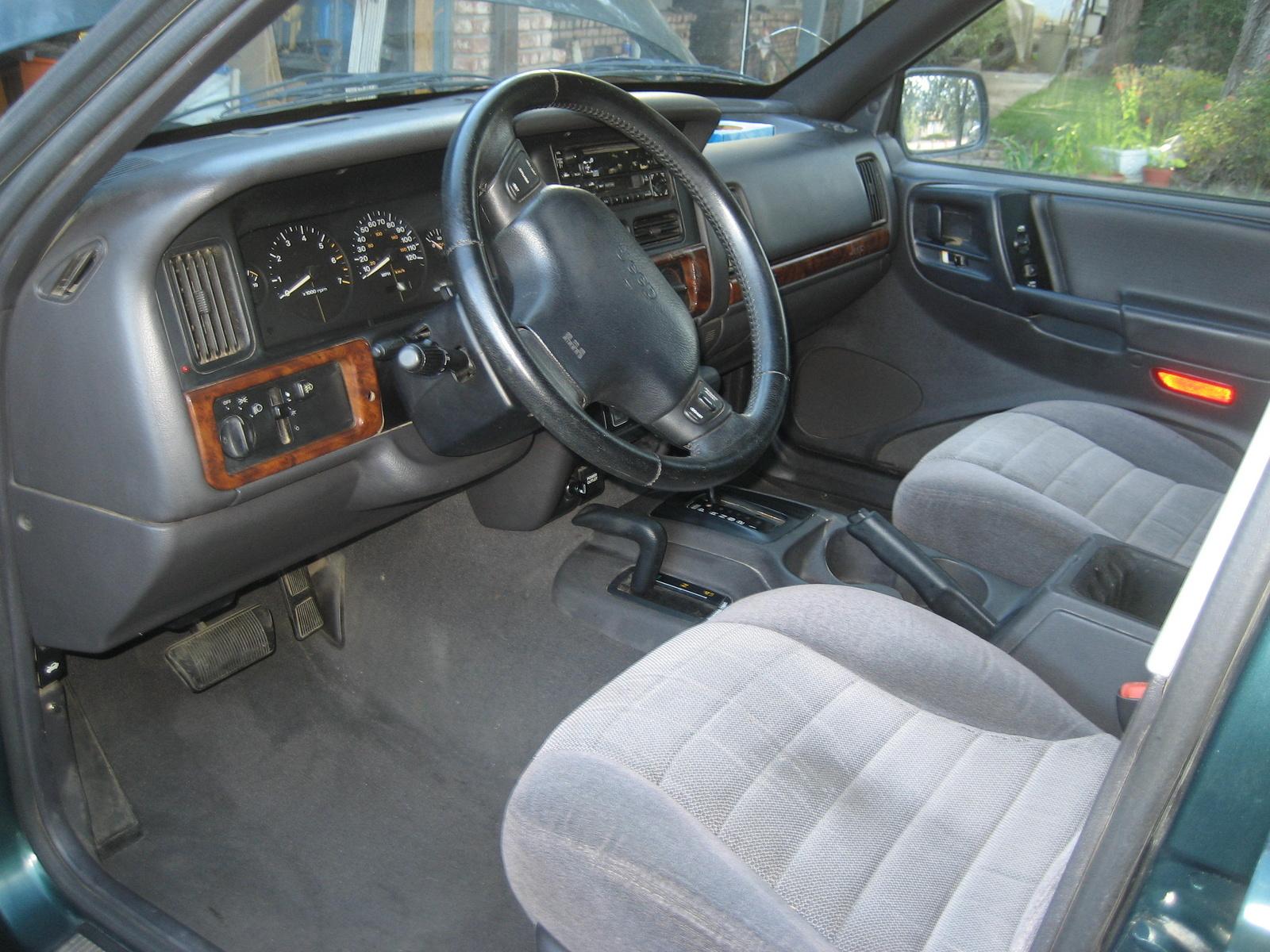 1997 jeep grand cherokee pictures cargurus - 1997 jeep grand cherokee interior ...