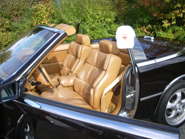 Picture of 1990 Chrysler TC Convertible, interior, gallery_worthy