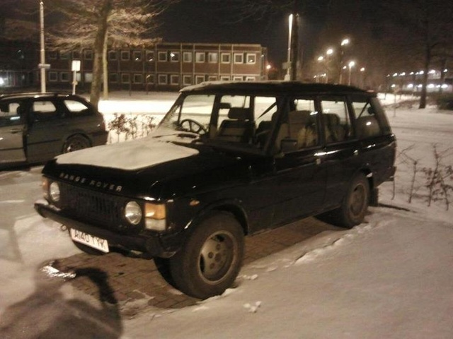 Picture of 1984 Land Rover Range Rover