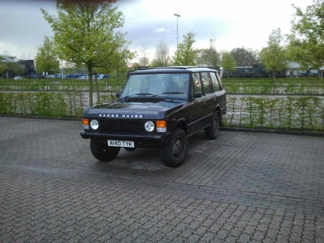 Picture of 1984 Land Rover Range Rover, exterior, gallery_worthy