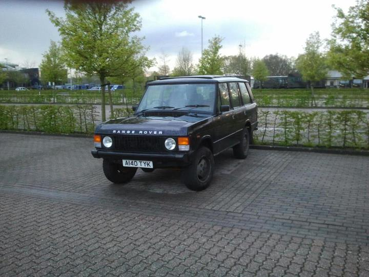 Picture of 1984 Land Rover Range Rover, exterior