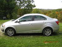 Picture of 2012 Chevrolet Sonic 2LT, exterior
