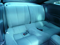 2007 Mitsubishi Eclipse GS picture, interior