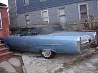 1966 Cadillac DeVille Picture Gallery