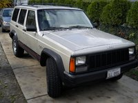 Picture of 1996 Jeep Cherokee Sport 4-Door 4WD, exterior, gallery_worthy