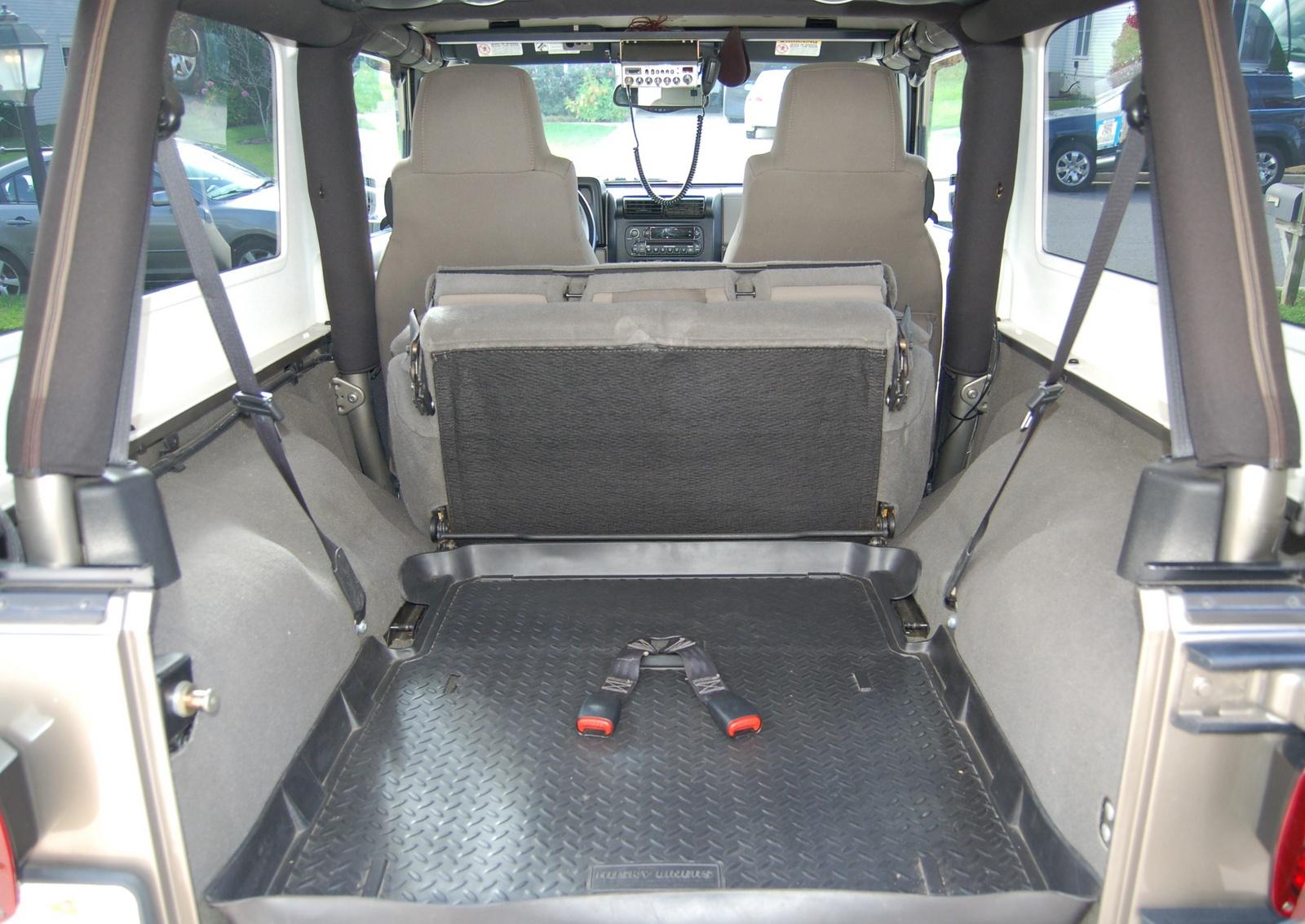 2005 Jeep Wrangler Interior Pictures Cargurus