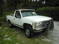 1997 Chevrolet C/K 1500 Reg. Cab 6.5-ft. Bed 4WD picture, exterior
