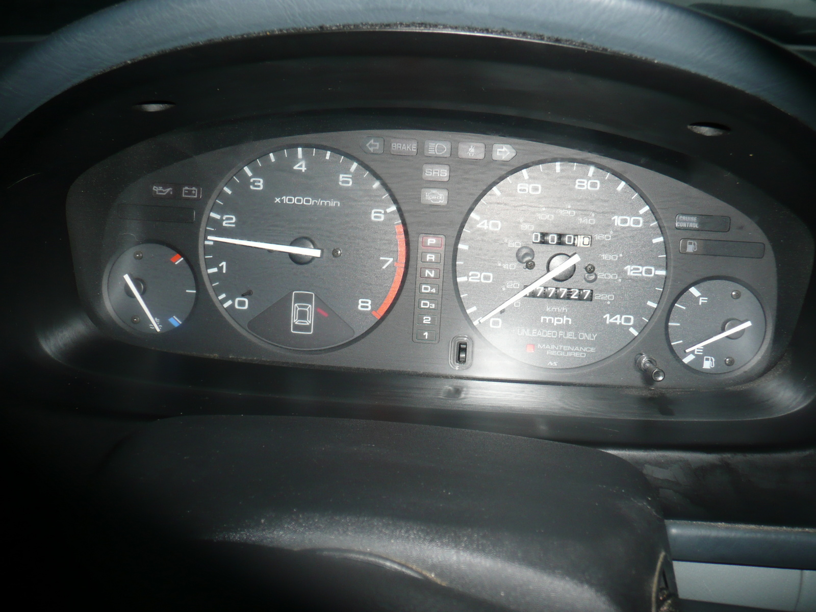 Picture of 1996 Honda Accord LX, interior