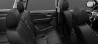 2013 GMC Yukon, Front and back seat., interior, manufacturer, gallery_worthy