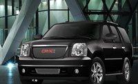 2013 GMC Yukon Denali, Front quarter view., exterior, manufacturer
