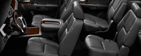 2013 GMC Yukon Denali, Front and back seat., interior, manufacturer