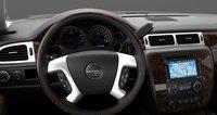 2013 GMC Yukon Denali, Steering wheel., interior, manufacturer