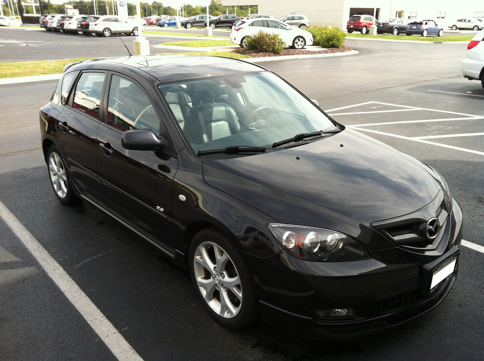2007 mazda mazda3 exterior pictures cargurus. Black Bedroom Furniture Sets. Home Design Ideas