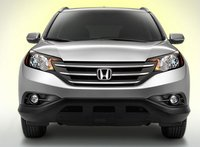 2013 Honda CR-V, Front View, exterior, manufacturer