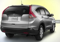 2013 Honda CR-V, Back quarter view., exterior, manufacturer