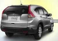 2013 Honda CR-V, Back quarter view., exterior, manufacturer