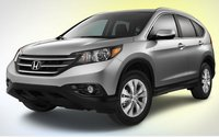 2013 Honda CR-V, Front quarter view., exterior, manufacturer, gallery_worthy