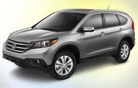 2013 Honda CR-V, Front quarter view, exterior, manufacturer