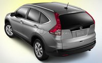2013 Honda CR-V, Back quarter view., manufacturer, exterior