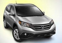 2013 Honda CR-V, Front quarter view., exterior, manufacturer