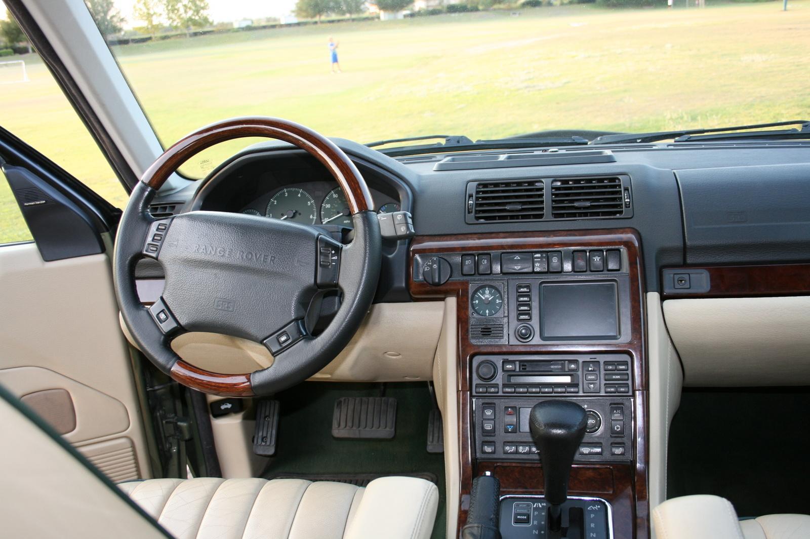 2001 Land Rover Range Rover Pictures Cargurus